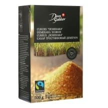 Cukrus DAN SUKKER DAMERARA, 500g