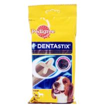 Gardums suņiem Pedigree denta stix 10x7gab.
