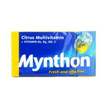 Pastillid Citrus Multivitamin Mynthon 34g