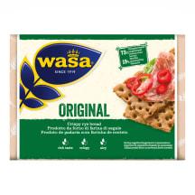 Ruginės duonelės WASA Original, 275g