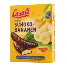 Šokolaadibanaanid Casali 150g