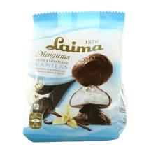 Vaniliniai zefyrai šokolade, 200 g
