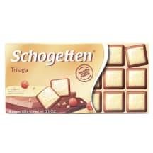Šokolaad Schogetten Trilogia 100g