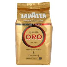 Kavos pupelės LAVAZZA QUALITA ORO, 1kg