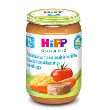 Püree tomat-nuudel-vasikas Hipp 12k 220g
