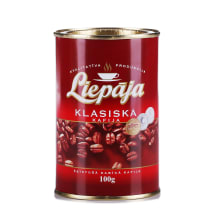 Šķīstošā kafija Liepāja klasiskā 100g