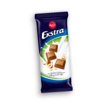 Piena šokolāde Ekstra ar lazdu riekstiem 100g
