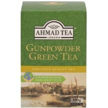 Zaļā tēja Ahmad Gunpowder 100g