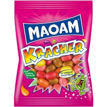 Kramt. saldainiai, HARIBO MAOAM KRACHER, 200g
