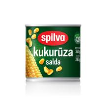 Konservēta kukurūza Spilva saldā 340g