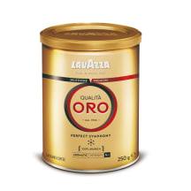 Kohv jahvatatud Lavazza Oro purgis 250g