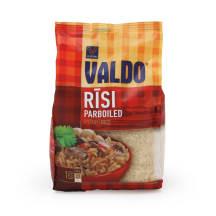 Rīsi Valdo Parboiled fasēti 1kg