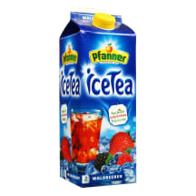 Įvairių vaisių šaltoji arbata PFANNER, 2l