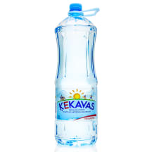 Dzeramais ūdens Ķekavas negāzēts 2l