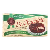 Galetes Dr.Chocolate šok. glazūrā griķu 48g