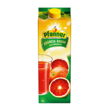 Raudonųjų apelsinų gėrimas PFANNER, 2l