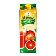 Dzēriens Pfanner sarkano apelsīnu 2l