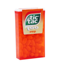 Dražejas Tic Tac apelsīnu 49g