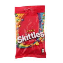 Närimiskommid Skittles Fruits 125g