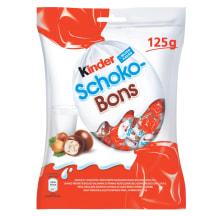 Šokolaadikommid Kinder Schoco Bons 125g