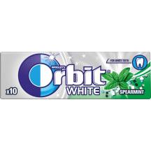 Košļ. gum. Orbit white bez cuk. 14g