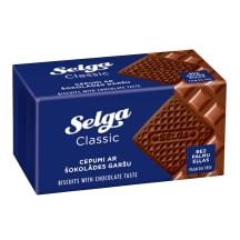 Vormiküpsised šokolaadi Selga 180g