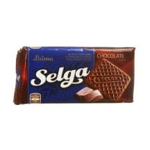 Sausainiai su šokoladiniu skoniu SELGA, 180g