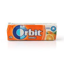 Kramtomoji guma ORBIT ORANGE, 14g