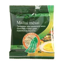 Maltos mėsos prieskoniai SAUDA (be dr.), 50g