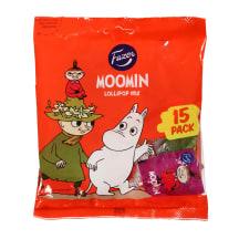 Pulgakommid Moomin Fazer 120g