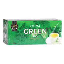 Zaļā tēja Možums Premium Green 25x2g