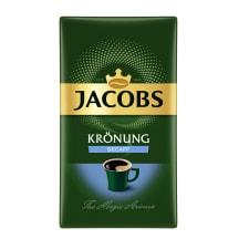 Kohv jahv.masina Jacobs Kronung kof.vaba 250g
