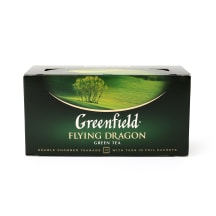Zaļā tēja Greenfield Flying Dragon 25x2g