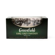 Melnā tēja Greenfield Earl Grey 25x2g