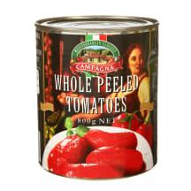Nul.pomidorai savo sultyse, CAMPAGNA, 800g