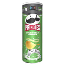 Bulvių traškučiai griet.svog., PRINGLES, 165g