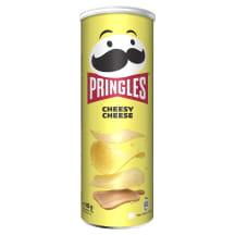 Čipsi Pringles ar nacho siera garšu 165g