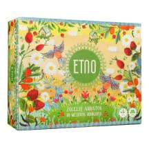 Žolelių arbatos ir medaus rinkinys ETNO