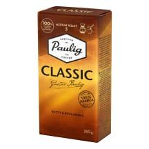 Kohv jahvat. filterkannu Paulig Classic 250g