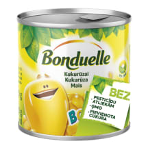 Konservēta kukurūza Bonduelle Kids 170g