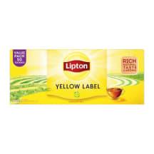 Juodoji arbata LIPTON YELLOW LABEL, 100g
