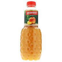 Persikų nektaras GRANINI, 50%, 1l