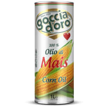 Kukurūzas eļļa Goccia D`Oro 1l
