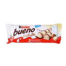 Valge šokolaad Kinder Bueno 39g