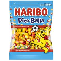 Kummikommid Pico Balla Haribo 175g