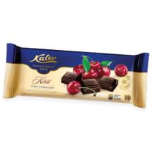 Tume šokolaad kirsi Kalev 200g