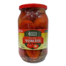 Marinēti tomāti Zelta Saule 900ml