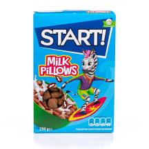 Padjakesed piimatäidisega Start 250g