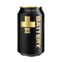 Enerģijas dzēriens Battery 0,33l