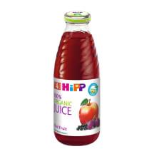 Ekol.raud. vaisių sultys HIPP, 4 mėn., 500ml